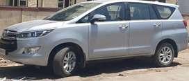 Toyota Innova Crysta 2017 Diesel Good Condition