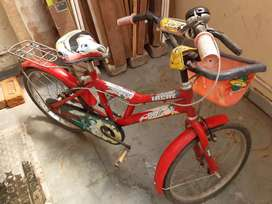BSA 18 inch size bicycle