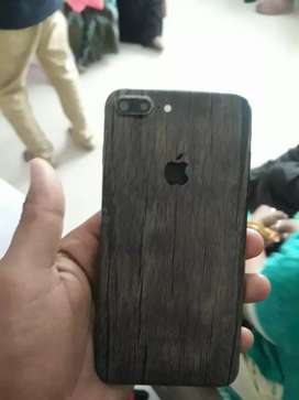 iPhone 7 plus 256gb with bill good condition