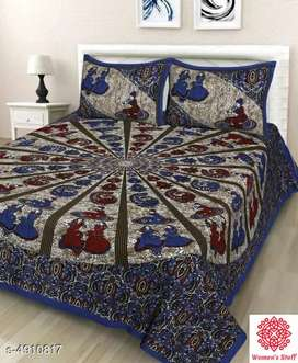 100 % Cotton bedsheets