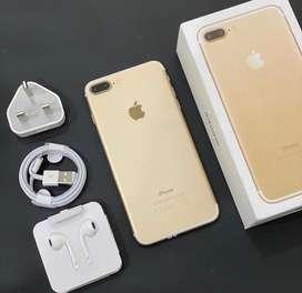 Iphone 7 plus 128gb fullset murah