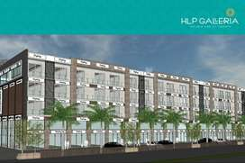 1155 sq.ft. Double Height Showroom floor on sale in HLP Galleria