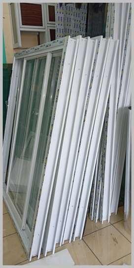 JUAL Pintu Jendela Aluminium minimalis terlaris/yt44