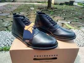 Brodo Sima E+ Full Black - Size 42