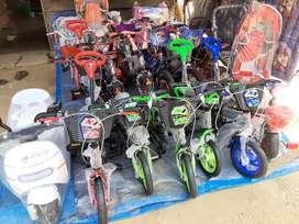 Sepeda BMX  ukuran 12