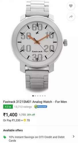 Fastrack original Watch in good condition