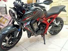 Honda CB 650 f..