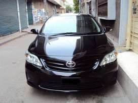 get TOYOTA COROLLA GLI on easy instalment from MIAN GROUP OF IMPEX PVT
