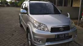 Toyota Rush S 2013 manual, Orisinil, Terawat