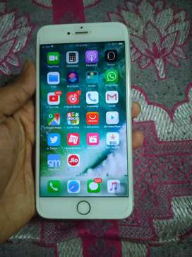 Apple iphone 6s plus 128 gb silver