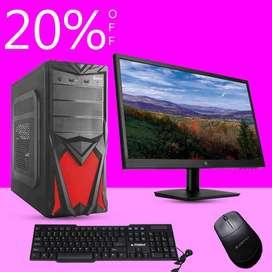 Brand New Assembled Desktop PC Set @ Only : Rs.7500/-