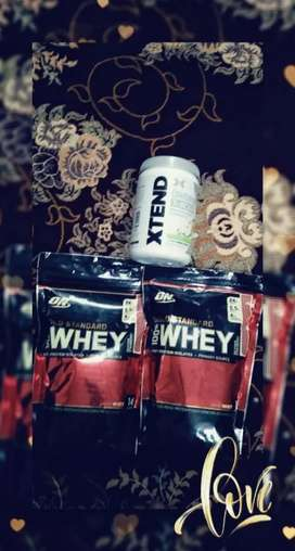 Whey protein suppliments 100 prcnt orijnl