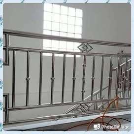 Bengkel - Tukang Las Kanopy Folding Gate di Bogor dll .