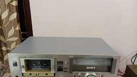 Sony stereo casdeyte recorder tc u5