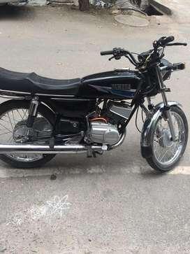 Yamaha rx135 4speed