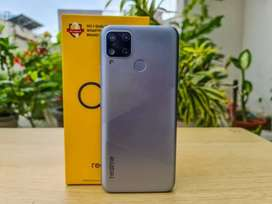 I want sell my realme c15  9 day old...6000mah battery