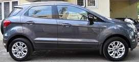 Ford Ecosport EcoSport Titanium Plus 1.5 TDCi BE, 2014, Diesel