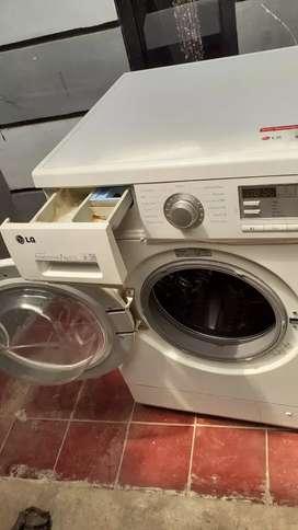 Mesin cuci LG 1 tabung 7kg