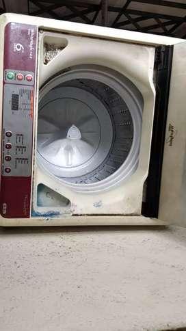 Fully automatic washing machine 6.5kg