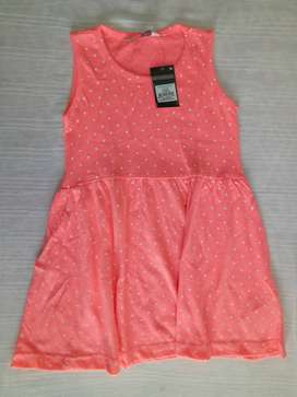 Primark Frock for Girls Age 4-5 Yrs (UK Import)