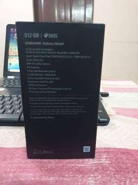 GALAXY NOTE 9 512 GB DUOS