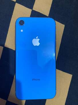 Iphone xr 128 gb with bill and full kit