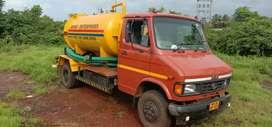 Sewage Suction truck 3000 lit..Urgent sale