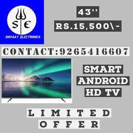 Sale in smart Andriod led tvs