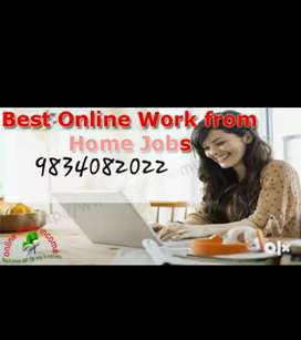 Change your life with data entry work at your home