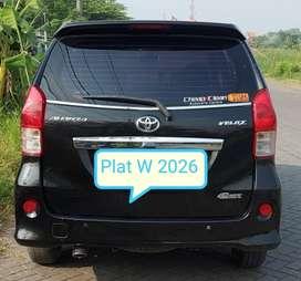 Toyota NEW Avanza Veloz 1.5  Tahun 2011 akhir