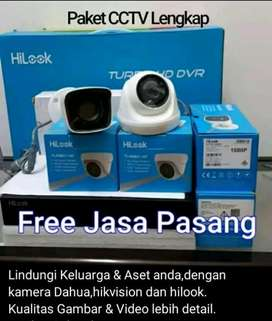 Pemasangan kamera CCTV di Jakarta
