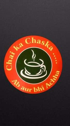 Cook at sahara ganj mall who can make chai , Maggi  french fries maggi