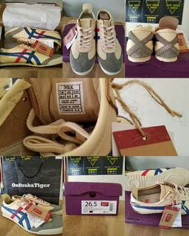 ONITSUKA TIGER Mexico 66 Deluxe (Made in JAPAN) BNIB + Paper Bag