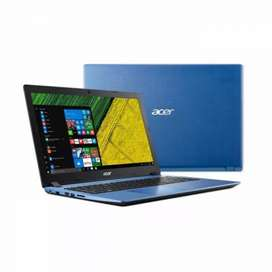 Kredit Laptop Acer A314 AMD  A9 9425 8GB 1TB VGA R5 Windows 10
