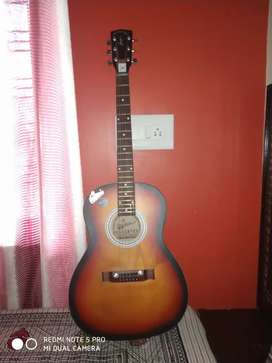 Selling new guitar