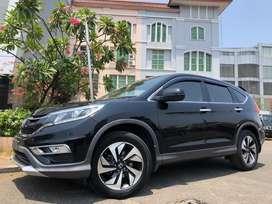 Honda CRV 2.4 Prestige 2015 km.36.000 Black! #Nana