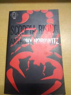 Scorpia Rising - Anthony Horowitz