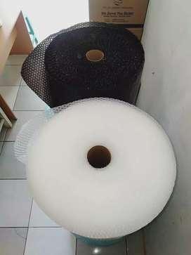 Bauble wrap putih