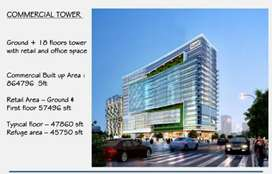Sale mela Commercial shops&office space@Gachibowli pre launching price