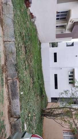 30*40 ft site for sale at Kaveri Grameena Bank layout.