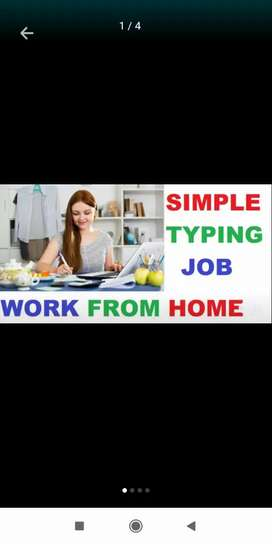"""With infotech company do part time """" Copy paste work"""""""