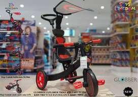 Sepeda Anak Globber 4 in 1