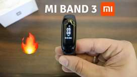 MI BAND 3 WITH CHAIN STRAP