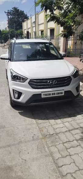 Hyundai Creta 2017 Diesel Well Maintained