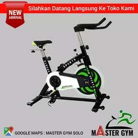SPINNING BIKE - Grosir Alat Fitness - Master Gym Store !! MG#9510
