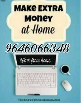 Home based computer.. Just fill the form online work from home