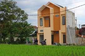 Rumah mewah 2 lantai  di cluster ciomas view gunung dan pesawahan