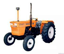 HOLLEND NEW ALL GHAZI (65 HP) TRACTOR FOR AQSAT PY AVIABLE