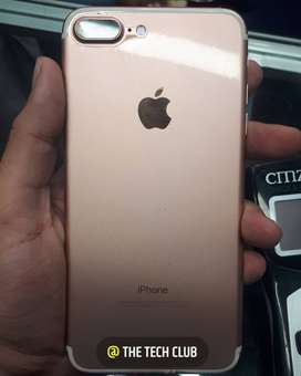 IPHONE 7 PLUS 128GB PTA APPROVED