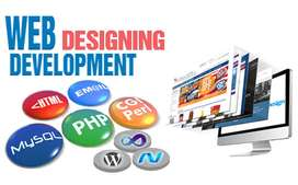 WEBSITE DESIGN & DEVELOPMENT Design WITH FREE HOSTING FOR 1 YEAR